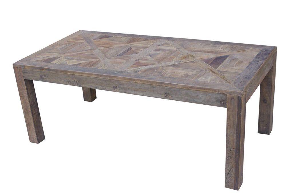 Mesa comedor diseño Parquet - Dec Condisenño